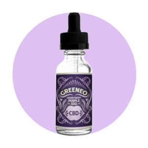 Daddy Purple CBD (10ml Greeneo)