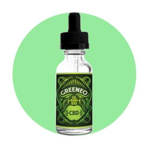 OG Kush CBD (10ml Greeneo)