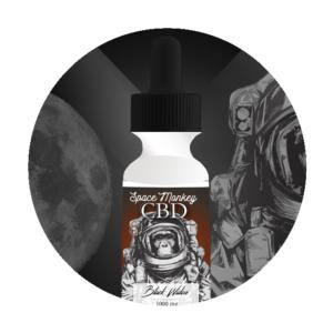 Black Widow CBD (10ml Space Monkey)