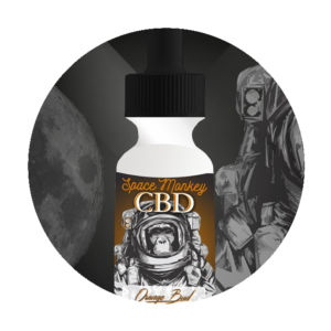 Orange Bud CBD (10ml Space Monkey)